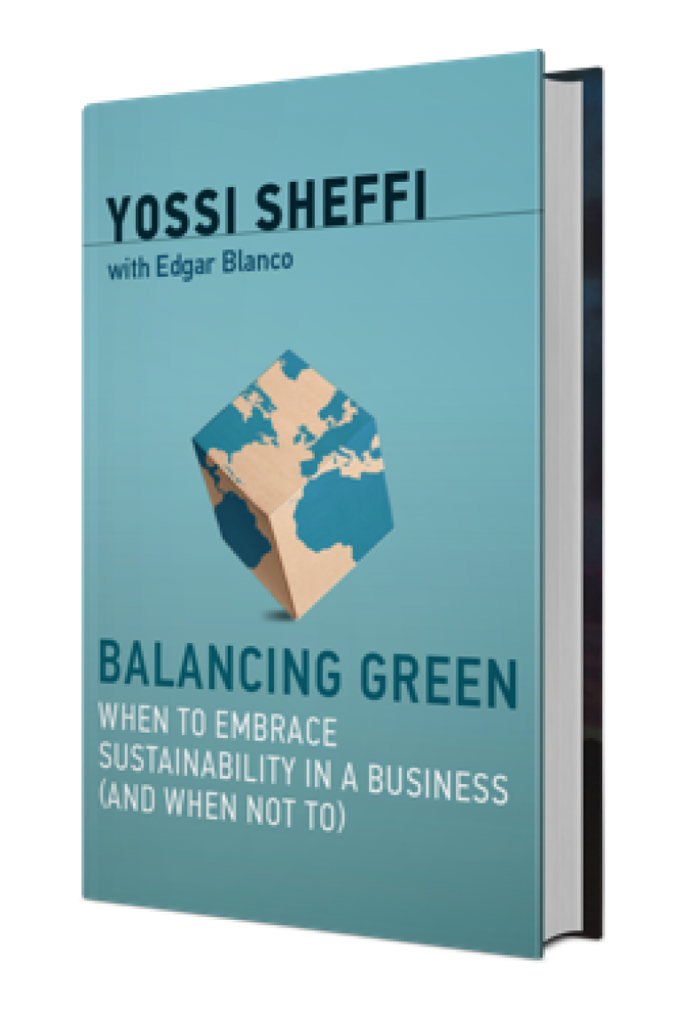 Balancing Green Book Cover