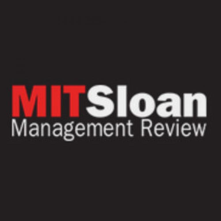 Sloan Management Review Logo