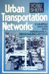 Urban Transportation Networks book cover
