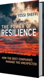Power of Resilience Book Cover