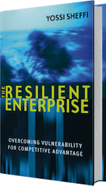 Resilient Enterprise Book Cover